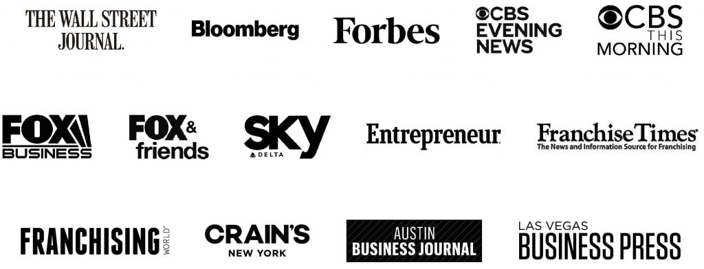 SportClips Public Relations Logos