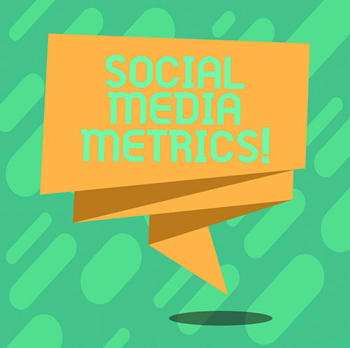Discovering the value is organic social media marketing via social media metrics