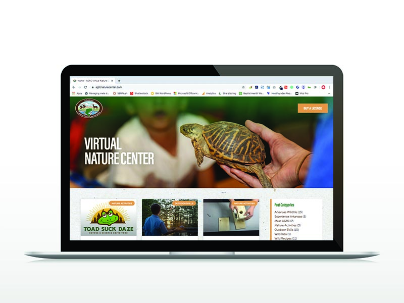 AGFC Virtual Nature Center