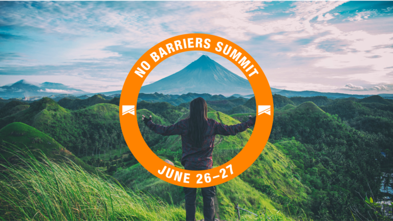 No Barriers Virtual Summit Facebook Profile Filter