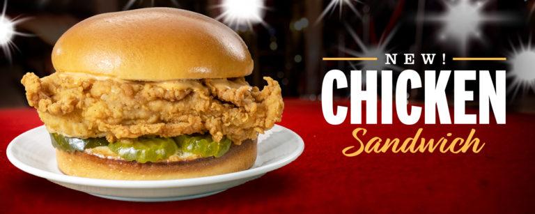 Lee's Chicken Sandwich