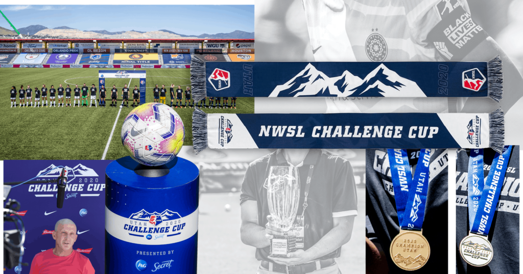 NWSL Challenge Cup Graphics