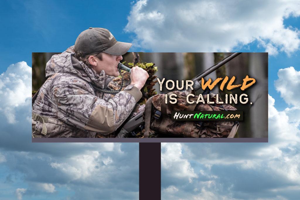 Hunt Natural Outdoor Board